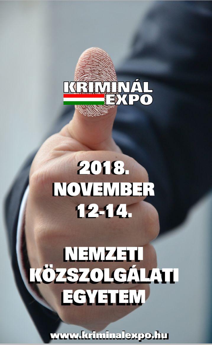 Kriminálexpo 2018